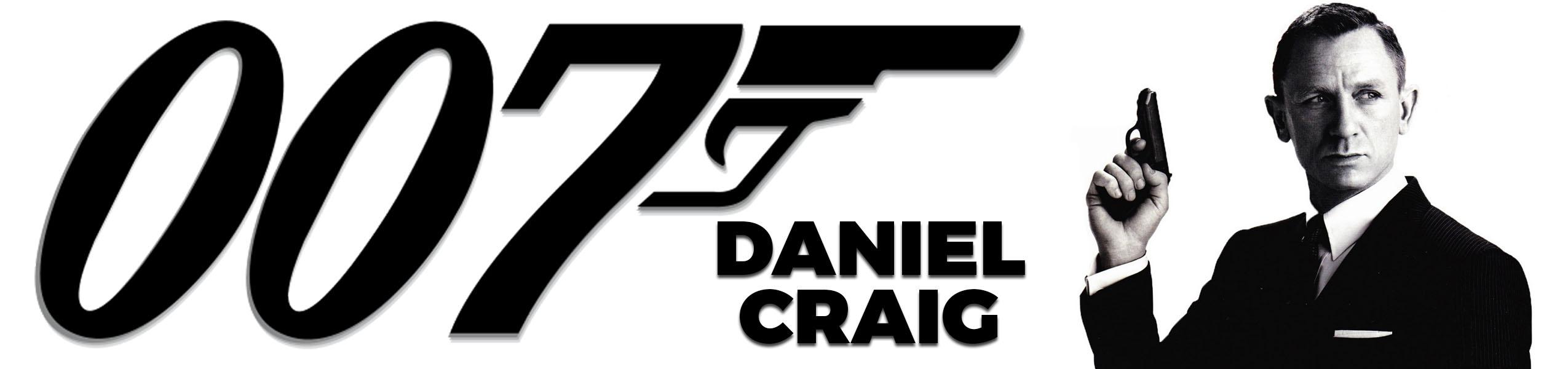007 Daniel Craig Binge Box