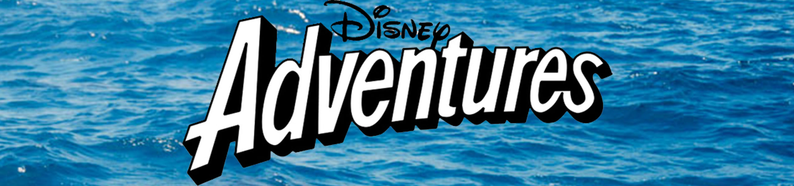 Disney Adventures Binge Box