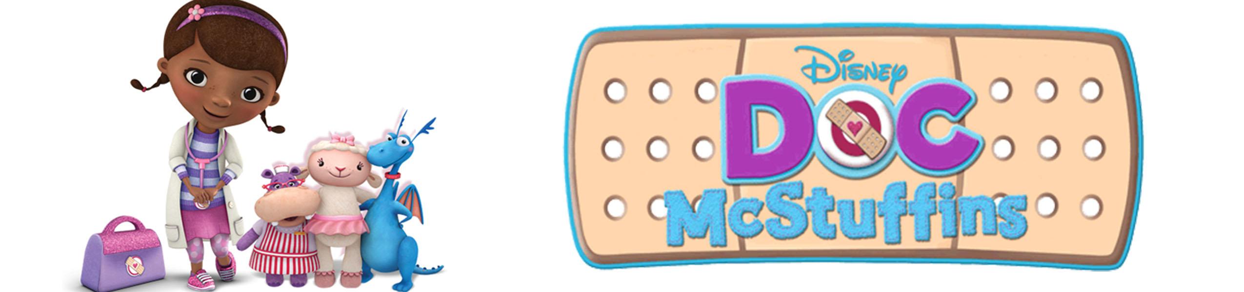 Doc McStuffins Binge Box