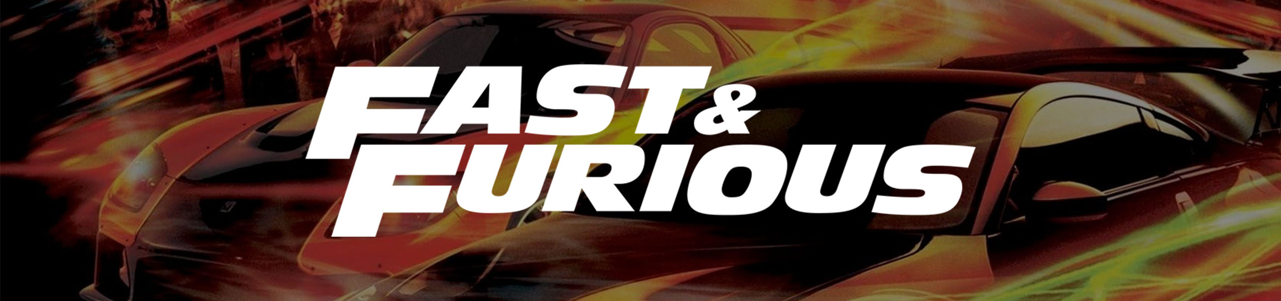 Fast & Furious Binge Box