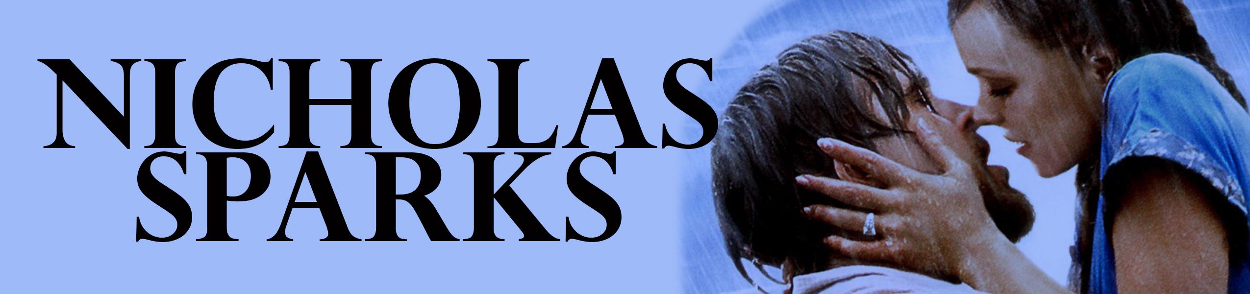 Nicholas Sparks Binge Box