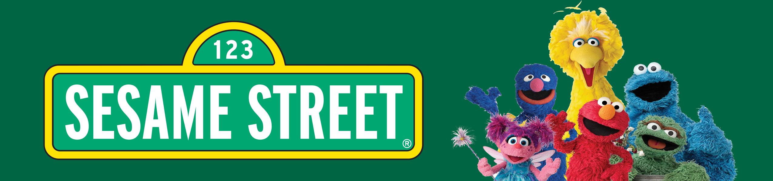 Sesame Street Binge Box