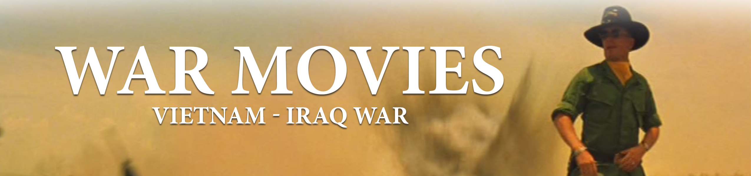 War Movies: Vietnam - Iraq War Binge Box
