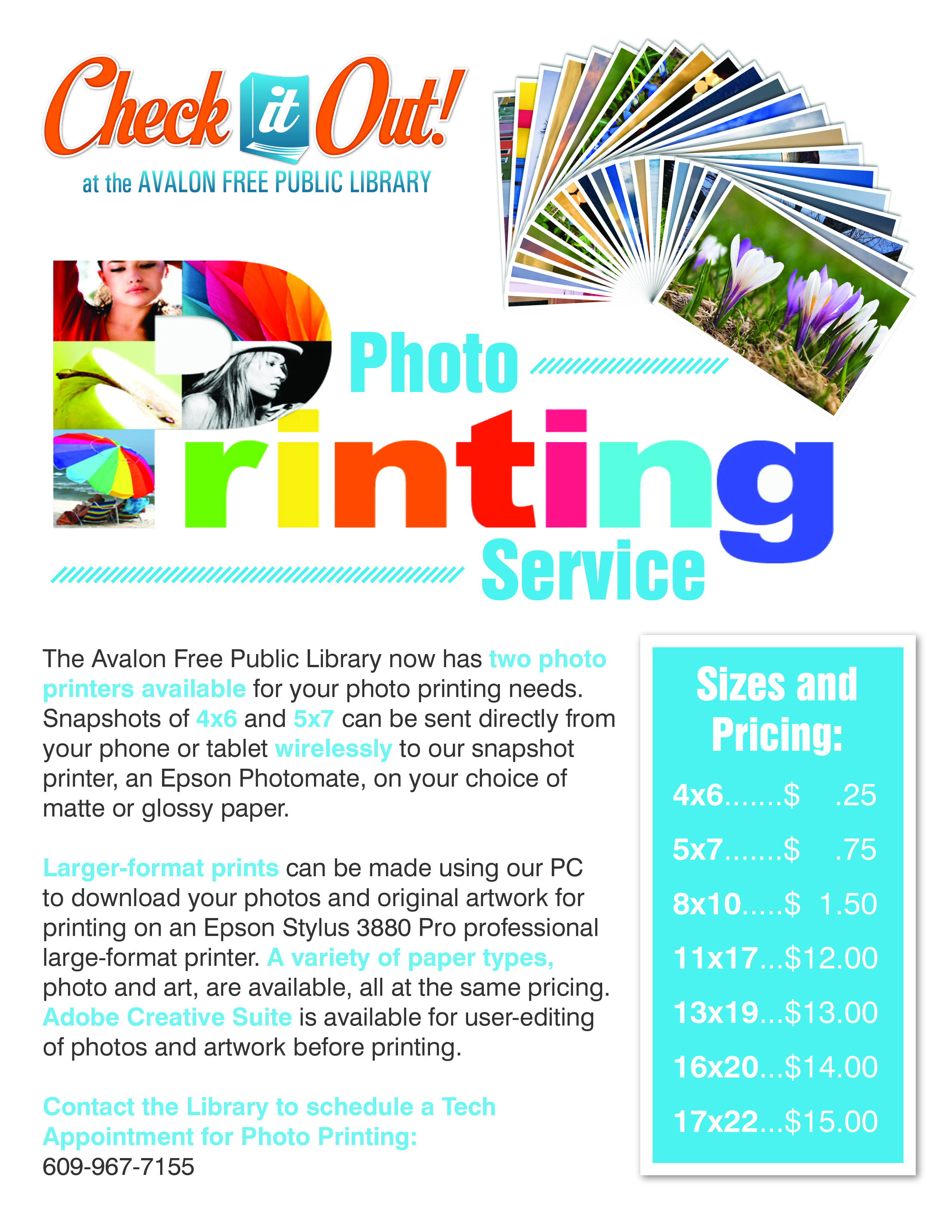 Photo and Art Printing Workshop