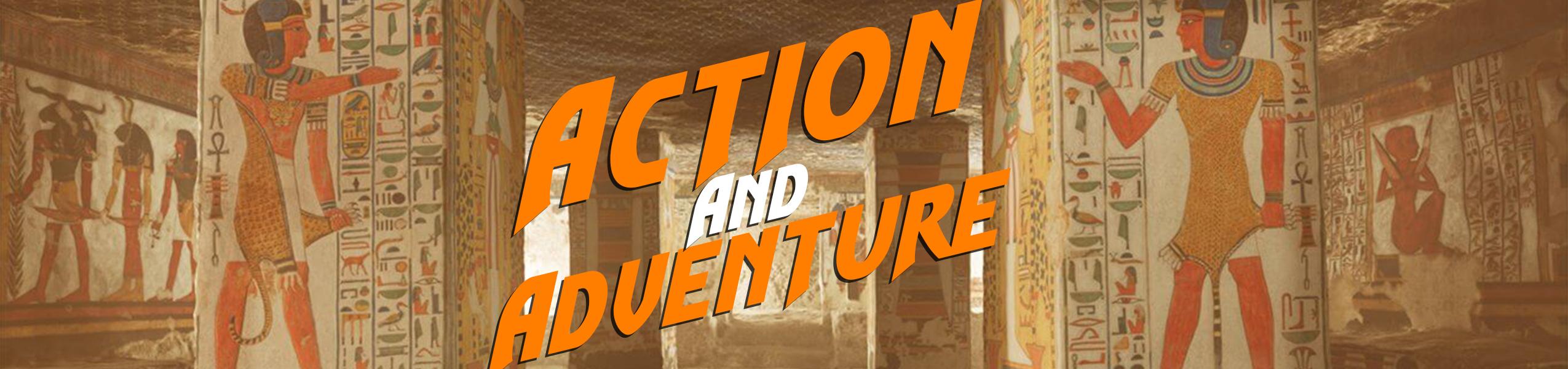 Action & Adventure Binge Box