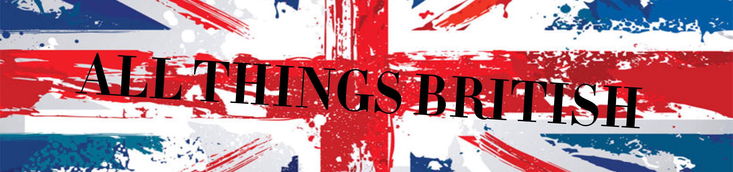 All Things British Binge Box