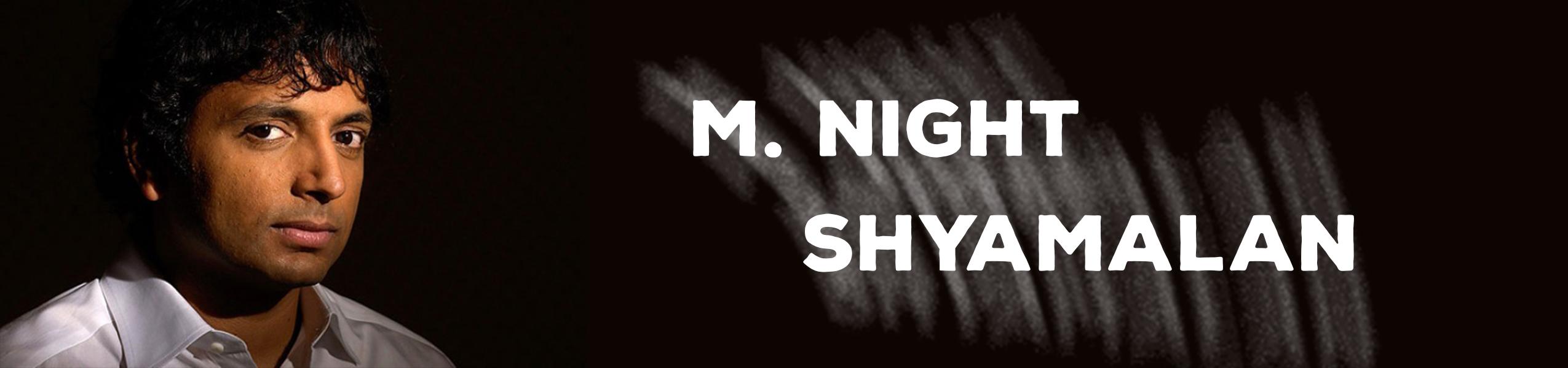 M. Night Shyamalan Binge Box