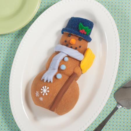 Holiday-Snowman-Cake-Pan