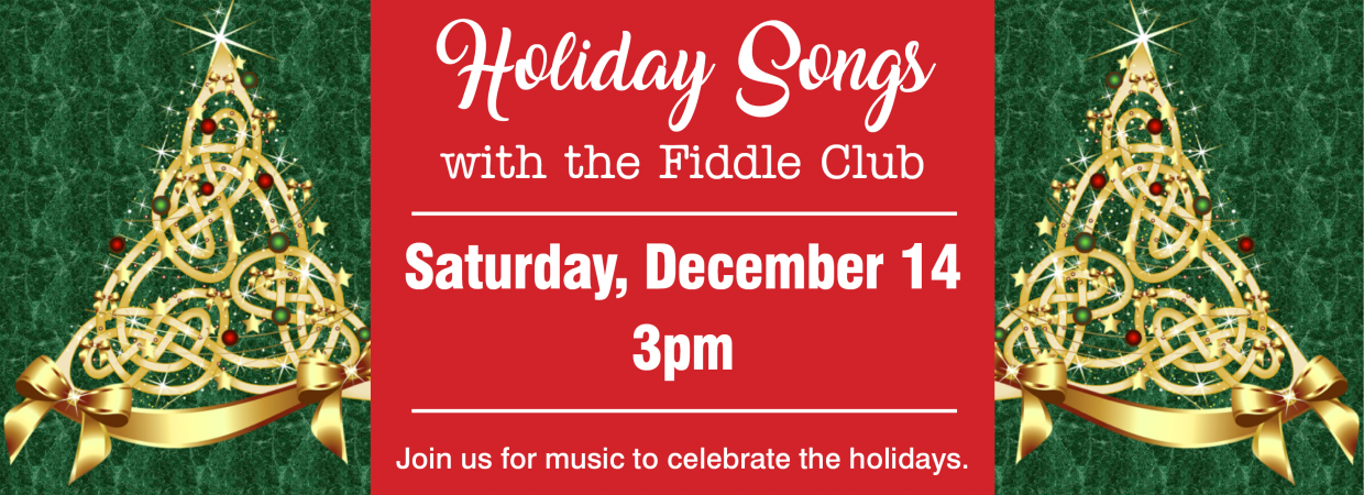 Holiday Fiddle Performance