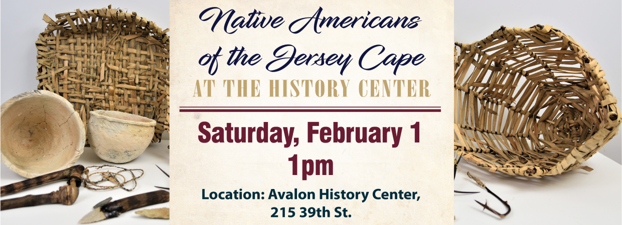 Native Americans of the Jersey Cape
