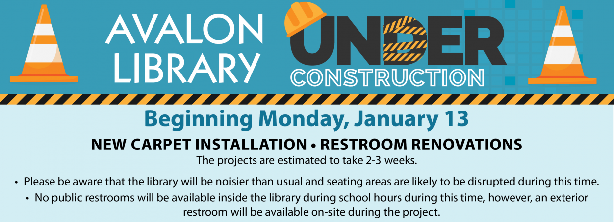 Library Under Construction