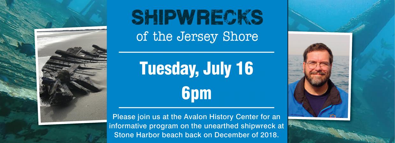 Shipwrecks of the Jersey Shore