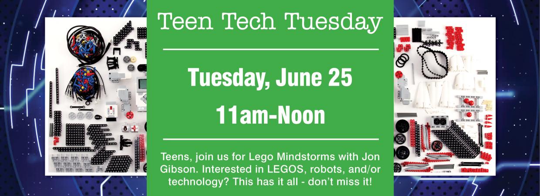 Teen Tech Tuesday