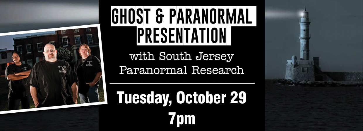 Ghosts & the Paranormal