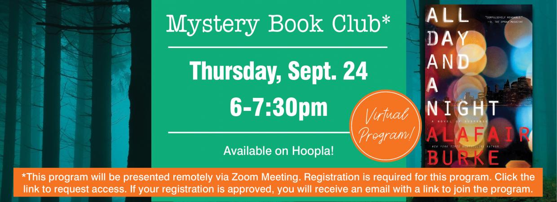 Mystery Book Club