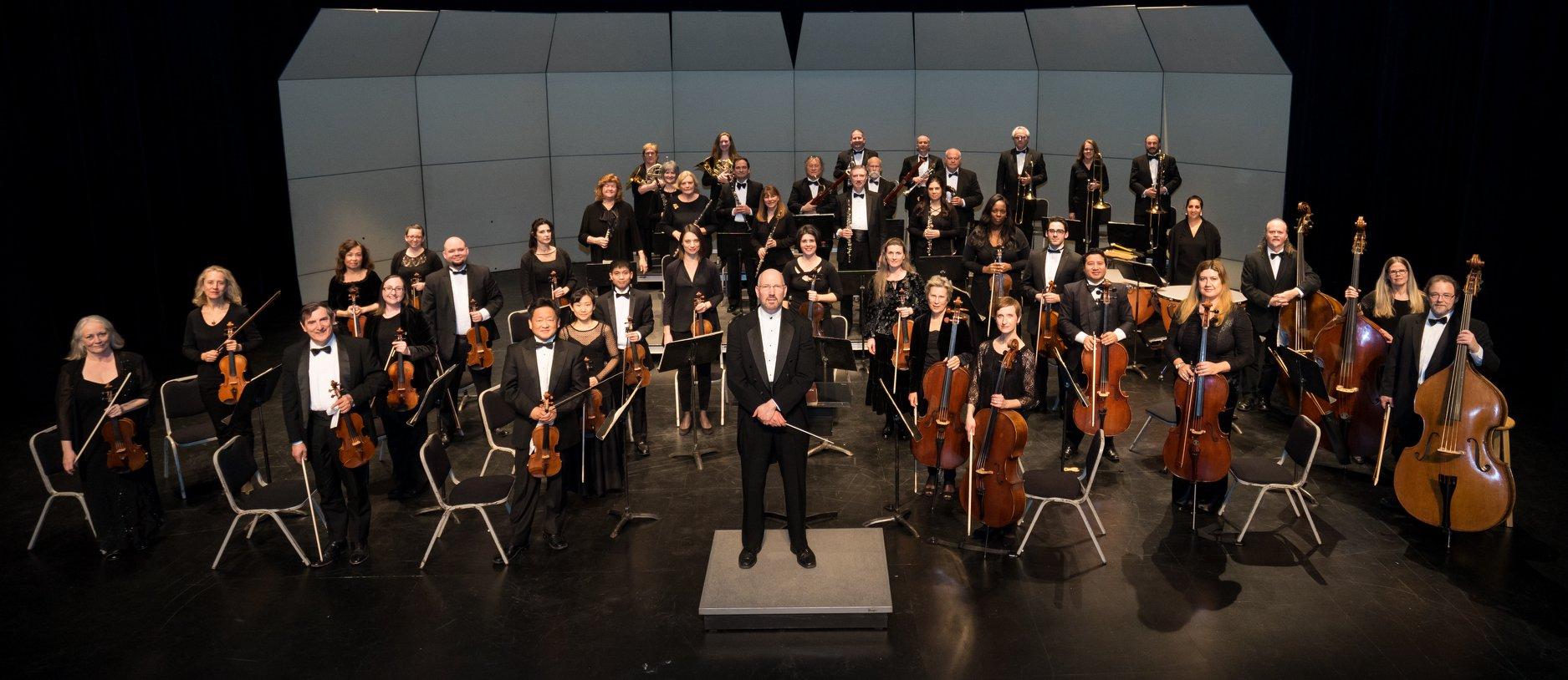 Bay Atlantic Symphony presents A Sunset Serenade: Yearning Passion