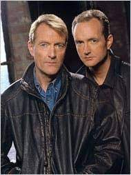 Lee Child & Andrew Grant In Conversation