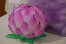 Lotus Flower Lantern Workshop