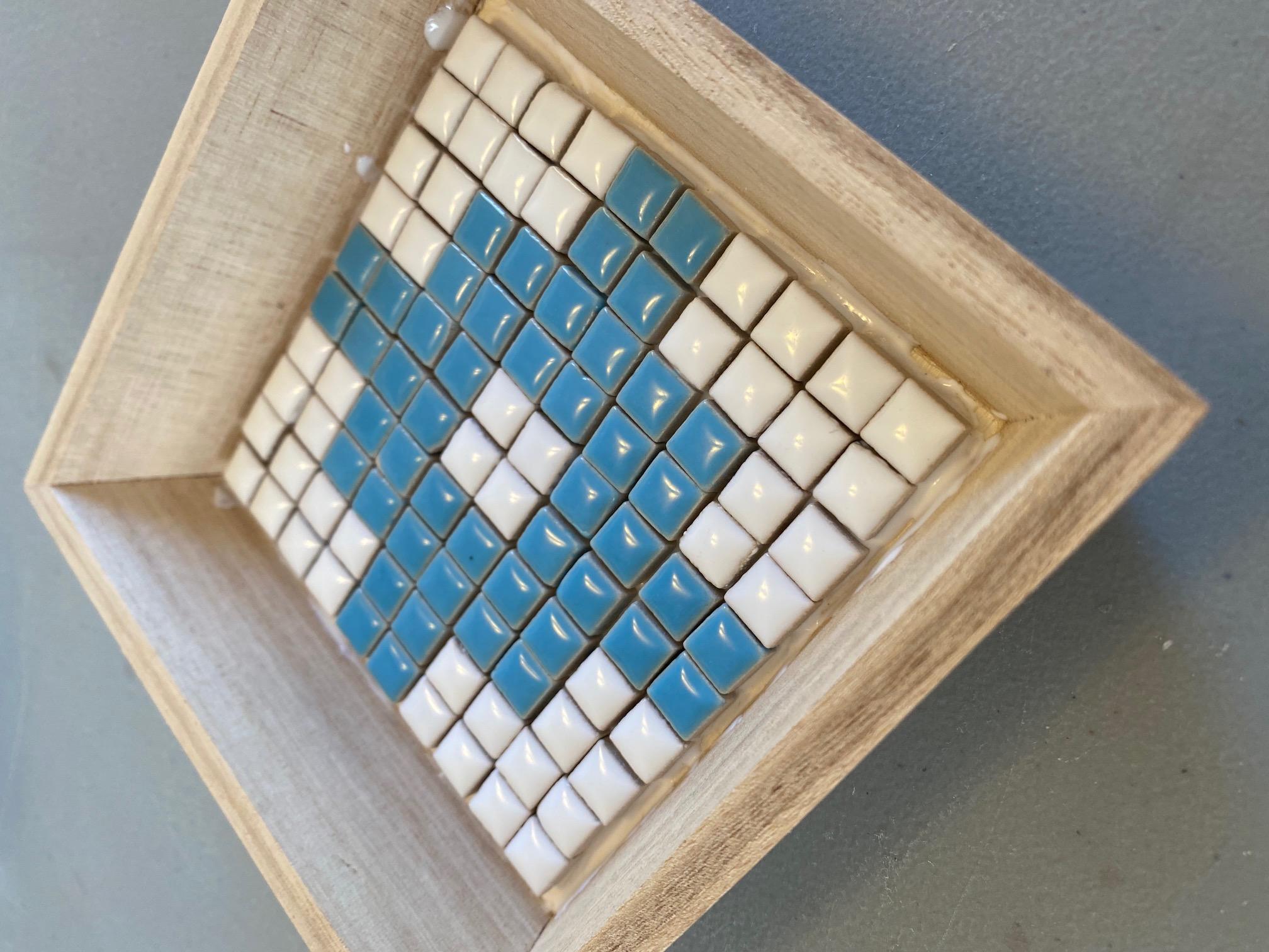 Art Workshop: Mosaic Tray