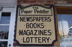 Virtual History Center Paper Peddler Trivia Night