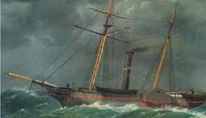 History Center Lecture: Robert J. Walker, History and Archaeology of a Coastal Survey Steamship