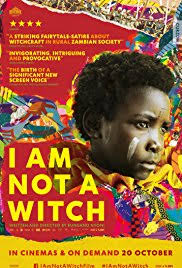 Monday Matinee - I Am Not a Witch
